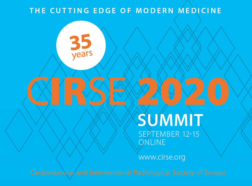 Message from CIRSE 2020 Summit